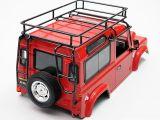 Portapacchi in acciaio per Land Rover Defender - RC4WD