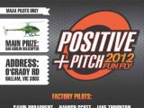 Positive Pitch 2012 Fun Fly Video: Elicotteri radiocomandati