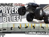 HPI Savage Flux HP - Monster Truck brushless