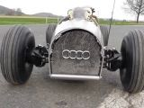 Automodello a vapore: RC Live Steam Racing Car Silberpfeil Auto Union e Omnibot