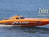 Catamarano ProBoat Zelos 48 video - Horizon Hobby