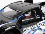 Pro Driver SC Clear Interior: Interni per Short Course Truck