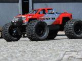 Carrozzeria Pro-Line 2014 Chevy Silverado per monster truck