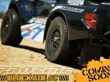 Pro-Line Blockade SC: Gomme per Short Course Truck