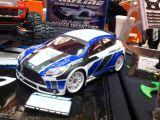Pro-Line Ford Focus: Carrozzeria per Traxxas Rally VXL 1/16