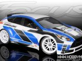 Carrozzeria Ford Focus ST per Traxxas Rally VXL 1/16 