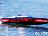 Motoscafo radiocomandato: ProBoat Impulse 31 Deep-V V2