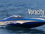 Motoscafo ProBoat Voracity Type E Deep-V Brushless RTR