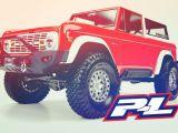 ProLine 1973 Ford Bronco per SCX10 e Ascender