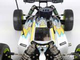 Carrozzeria per buggy Losi 8ight 2.0: Proline 2012 BullDog