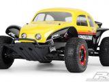 Proline Front Bumper e Skid Plate - Parti opzionali per il truck Traxxas Slash