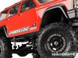 ProLine PL C Floor - Piattaforma inferiore carrozzeria Jeep Cherokee compatibile Axial SCX10