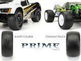 Pro-Line Prime: gomme per Short Course e Stadium Truck