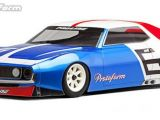 Protoform J71 Trans Am Championship 1971 - Carrozzeria per automodelli Touring Car 200mm