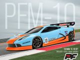 PROTOform PFM-10: Carrozzeria per touring car 190mm
