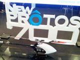 Protos 700 video: Il nuovo elicottero classe 700 della MSHeli