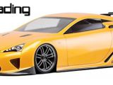 Italtrading: Nuove carrozzerie Protoform/Pro-Line Lexus LFA, Ford Focus e Chevy Silverado HD