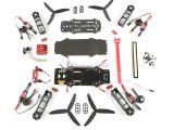 Racing drone TB250 in kit di montaggio - Safalero