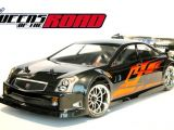 Cadillac CTS - Queens of the Road in scala 1/10 - Italtrading