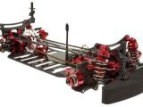 Robitronic AVID v2 - Touring Car LiPo Ready in scala 1/10