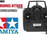 Radiocomando a 4 canali Tamiya Attack 4YWD 2.4 GHz