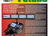 Radiocomando Futaba T4PKS Super - Radiosistemi