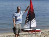 ProBoat Ragazza: Barca a vela radiocomandata - VIDEO