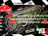 Campionato Italiano Back2Fun The Rally Legends 2015