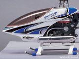 Raptor 90 3D - Alon Barak Thunder Tiger Team - Elicottero radiocomandato per volo acrobatico