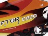 Mini Titan E360 e Raptor E820 Thunder Tiger - Anticipazioni Fiera del modellismo di Norimberga 2013