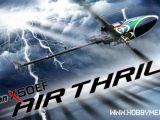 Raptor Titan X50 EF Flybarless: Elicottero per volo acrobatico 3D - SabattiniCars