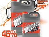 RB - Miscela per automodelli buggy - Fuel European Champion 2009 45% 5L