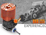 Motore per buggy 1/8 RB BXR LS5 V2 a corsa lunga
