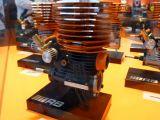 RB Engine B10 .21 - Micro motore a scoppio per Buggy 1/8