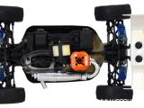 RB products: RB One-R: Buggy a scoppio 1/8 Ready to Run