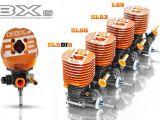 Nuovi motori a scoppio BXR per buggy e truggy - RB Products