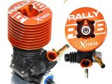 RB Products Rally Xtrem: Motore nitro 7 porte per modelli 1/8