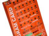 RB Program card per regolatore di velocità RBEone ESC