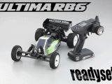 Kyosho Ultima RB6 RTR con sistema brushless Neon One
