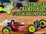 Campionati Europei Buggy 1/10 EFRA 2013: Prove 2WD