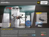 Scoop! RC Logger FPV: Caschetto virtuale e drone RC Eye 650 - FlightTech Italia