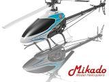 Mikado Logo 600 3D - Elicottero radiocomandato per volo 3D  FTI Distribution - FlightTech Italia