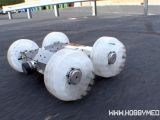 Sand Flea: L'auto robot in grado di saltare oltre 9 metri senza una rampa!!