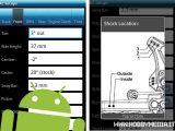 RC Setups per Android: Crea e condividi i setup sheet del tuo automodello radiocomandato