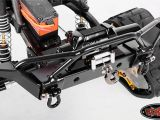 Jeep JK Rampage Recovery Bumper: paraurti per the Axial SCX10 - RC4WD