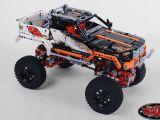 LEGO: Adattori per cerchi e gomme di automodelli RC