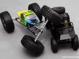 RC4WD Rockbull kit - Rock Crawler in metallo 1/8 USRCCA