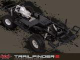 RC4WD Trail Finder 2 in scala 1/10 in kit di montaggio