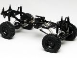 RC4WD Trail Finder 4 Link - Truck offroad in scala 1/10