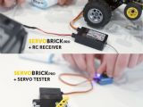 LEGO incontra il modellismo radiocomandato con il Servo Brick PRO della RCBricks